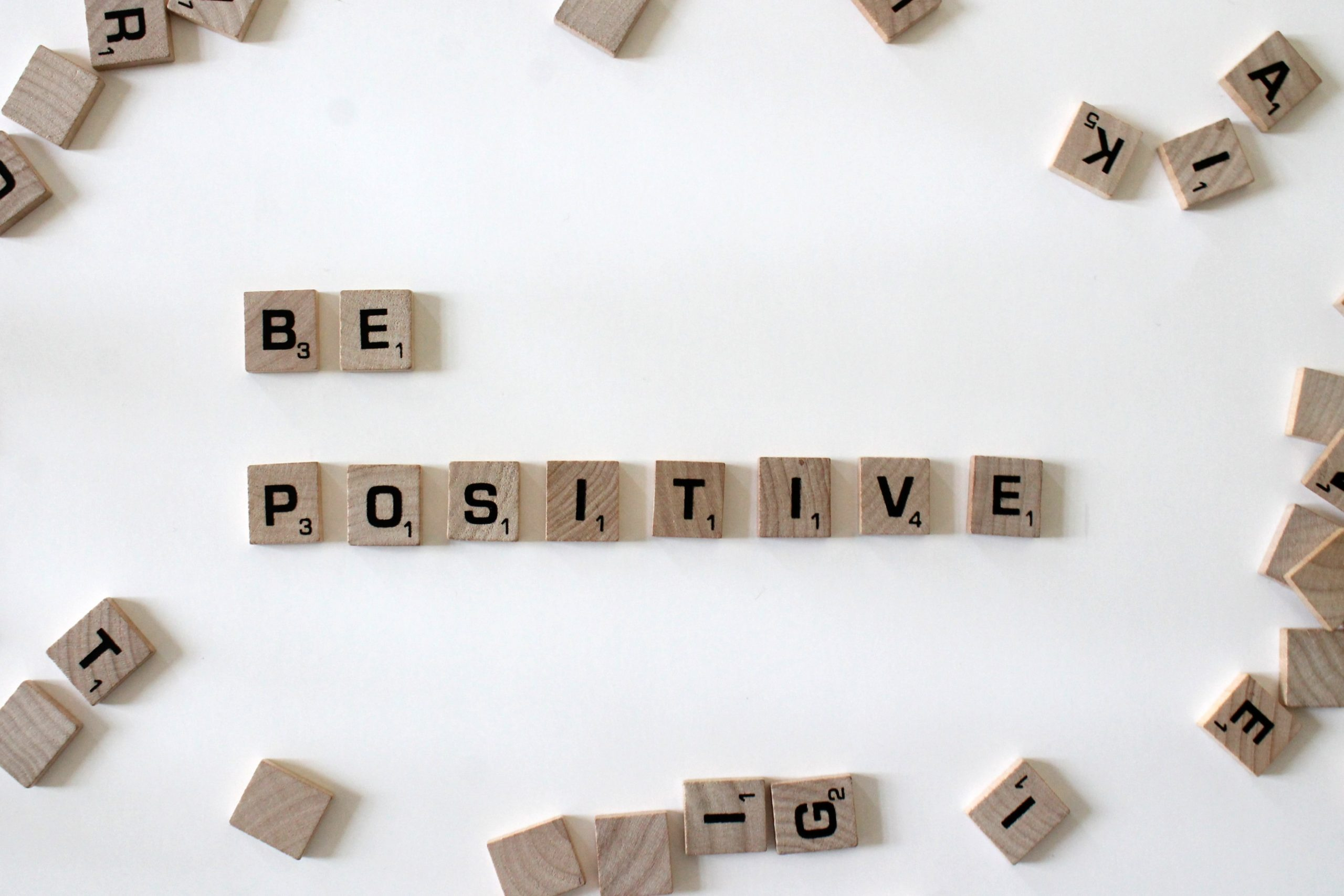 How To Stay Positive In Tough Times