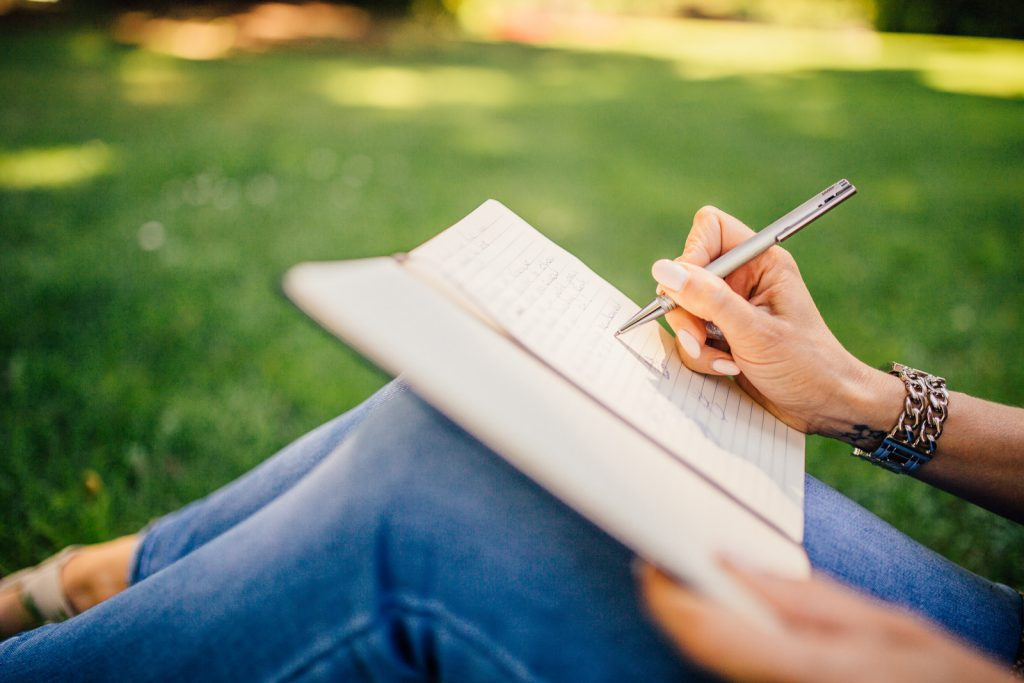 journaling self isolation