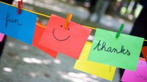 gratitude and happiness