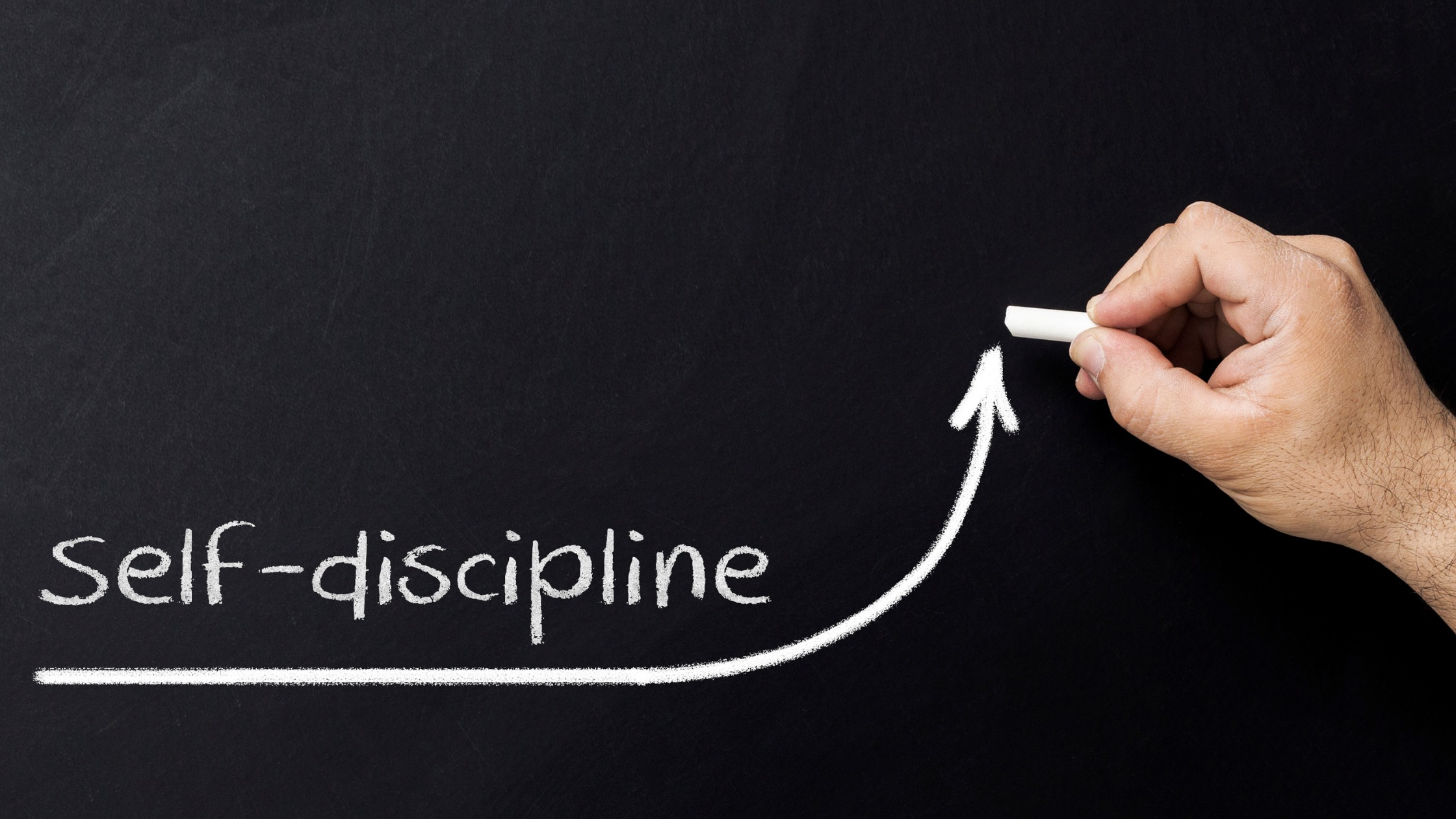 7 Crucial Things To Look At Developing Your Self-Discipline