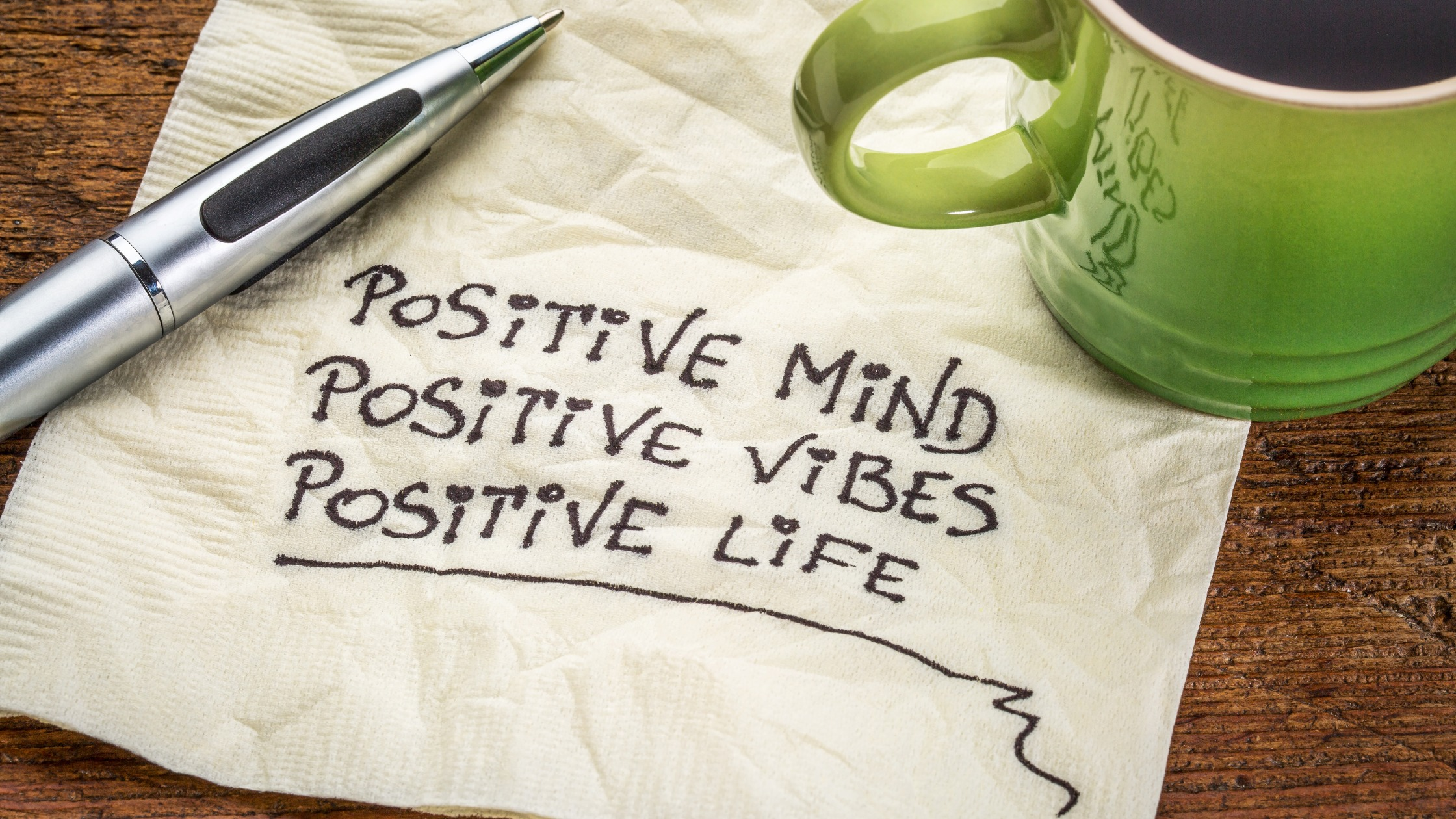 Why Being Positive Influences Your Wellness