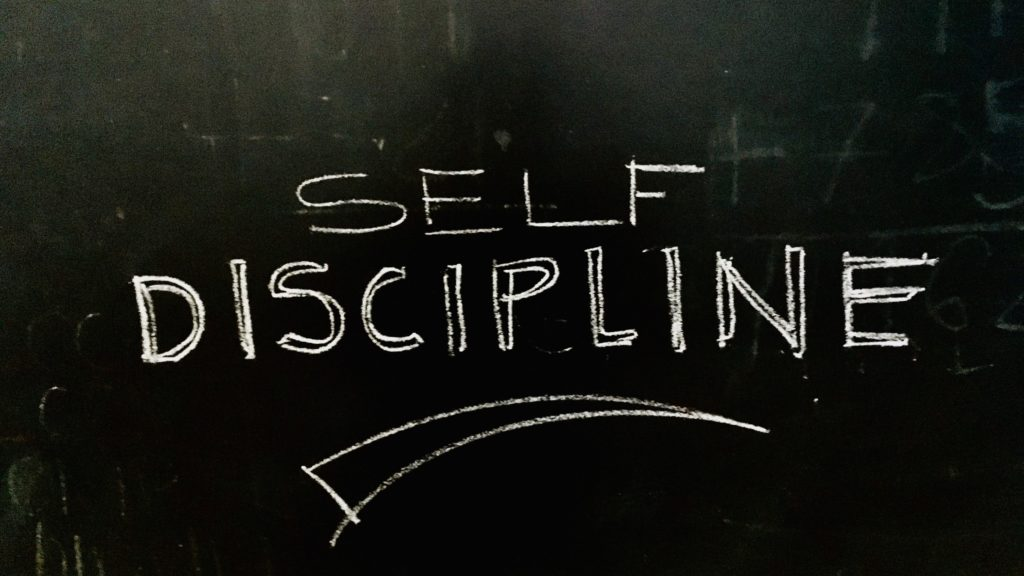 5 reasons why self discipline is hard to achieve