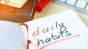 daily habits motivation