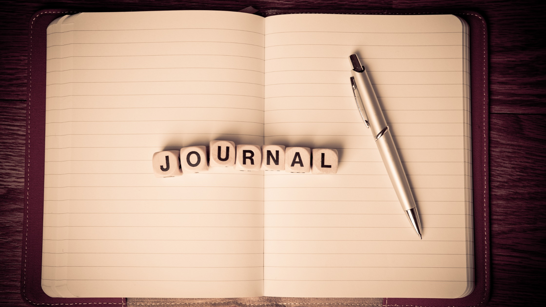 How To Get Started Writing A Journal