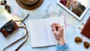 8 Travel Journal Ideas And Tips For Creating Happy Memories