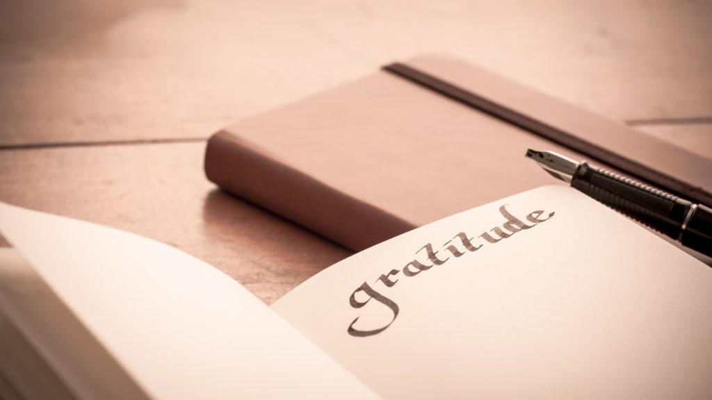 How To Reap The Benefits Of A Gratitude Journal