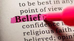 apply self belief