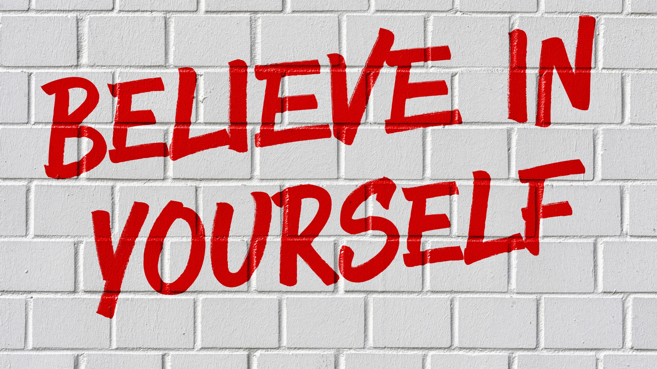 Harness The Power Of Self Belief – Believe You Can And You Will