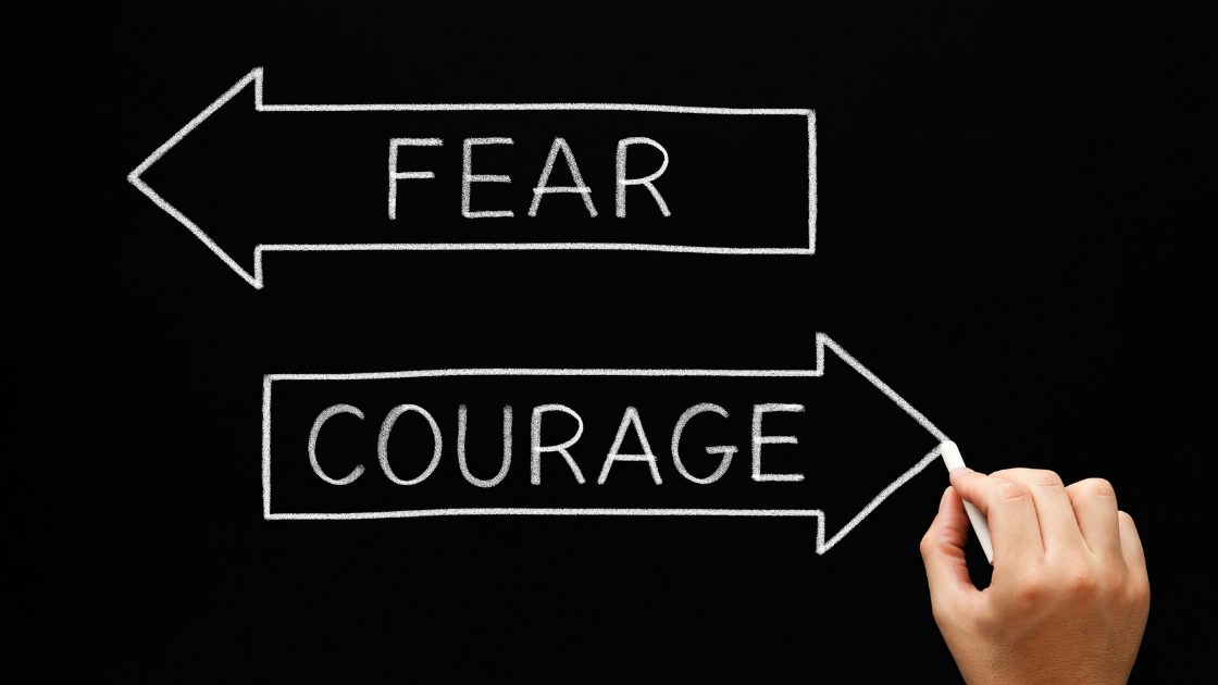 Do You Have The Courage To Be Who You Want to Be?