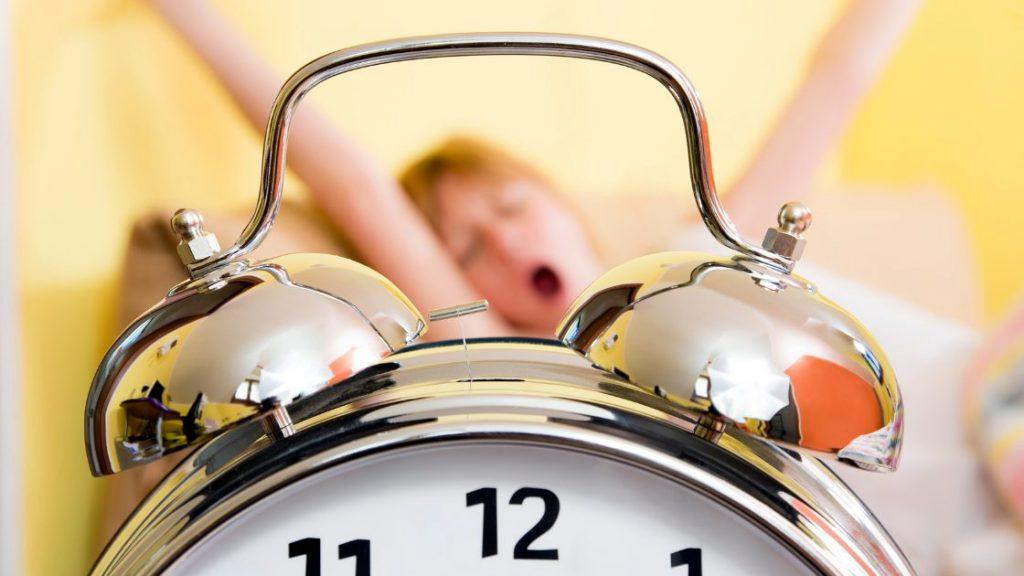 improved sleep routine