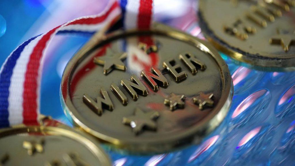 winning success